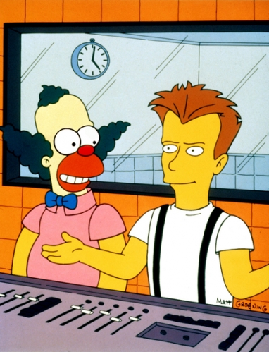 The Simpsons - Sting