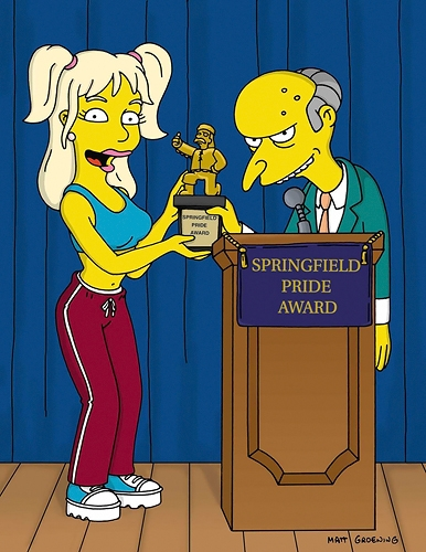 The Simpsons - Britney Spears
