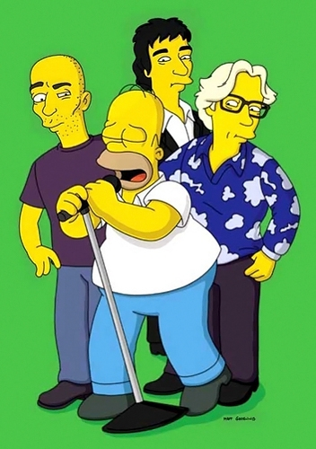 The Simpsons - R.E.M.
