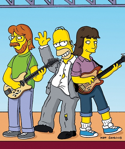 The Simpsons - Phish