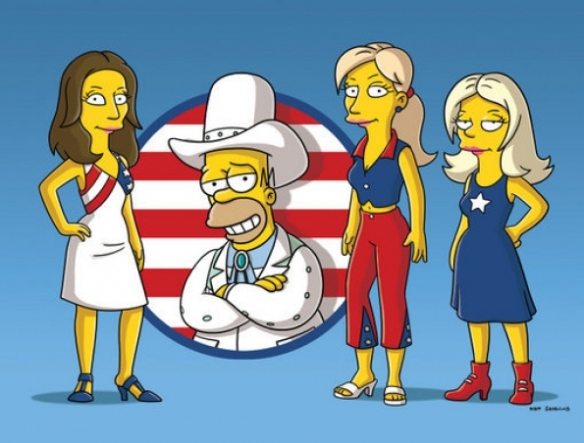 The Simpsons - The Dixie Chicks