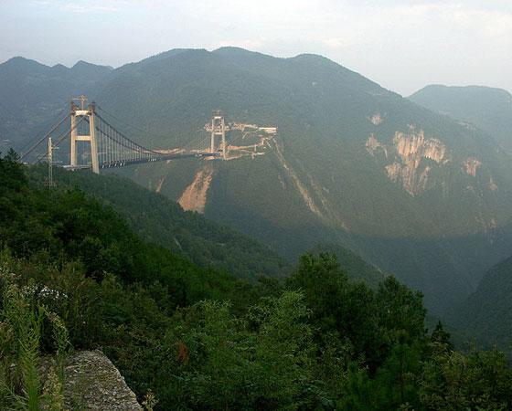 As 20 pontes mais altas do mundo