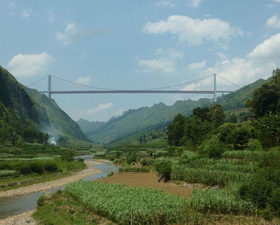 As 20 pontes mais altas do mundo 04