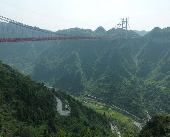 As 20 pontes mais altas do mundo 06