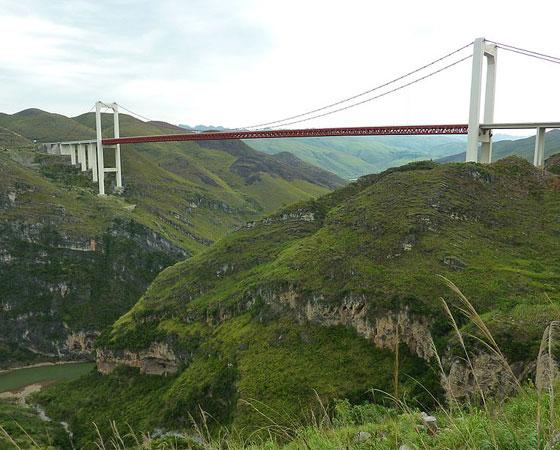 As 20 pontes mais altas do mundo 07