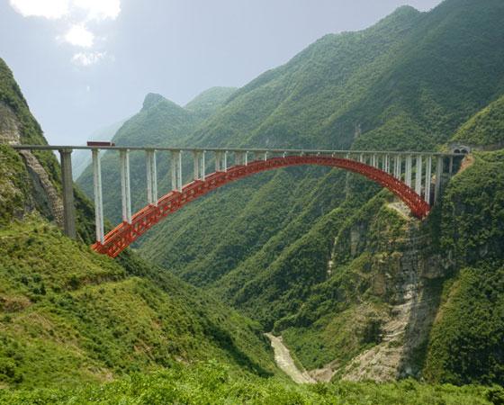 As 20 pontes mais altas do mundo 09