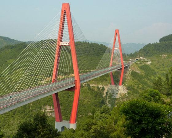 As 20 pontes mais altas do mundo 15