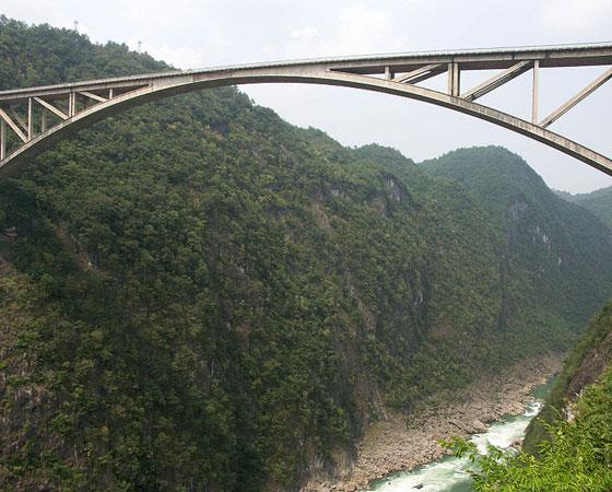 As 20 pontes mais altas do mundo 17