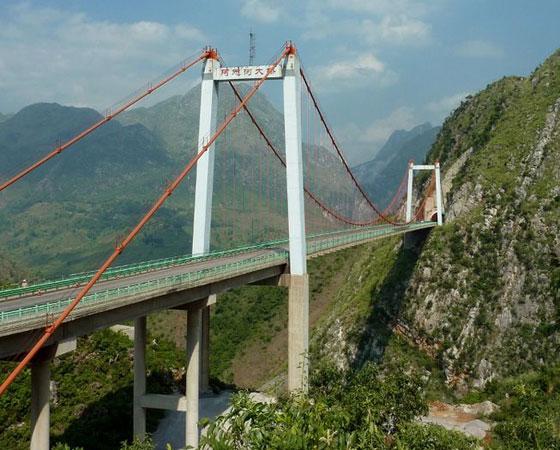 As 20 pontes mais altas do mundo 19