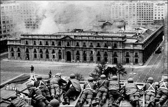 11 de setembro no Chile