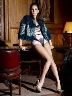 Carolina Ferraz para a revista Alfa (2010). Foto J R Duran