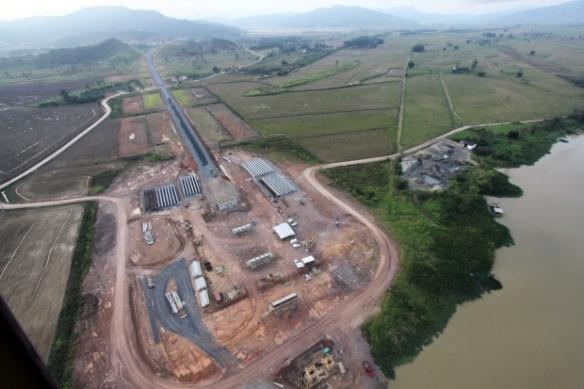 Governo do Estado repassa R$ 3 milhões ao município de Ilhota - Governador Colombo visita obras da Ponte de Ilhota. Fotos de James Tavares da SECOM (7)