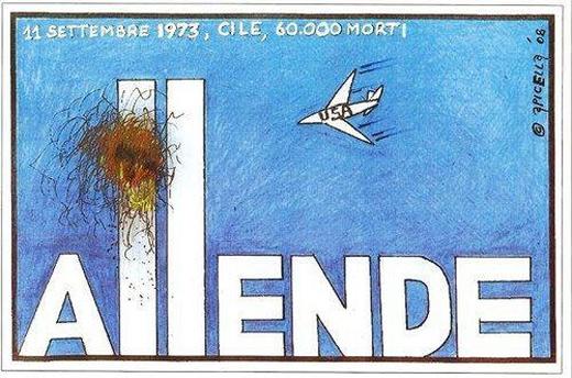 Perguntas para um 11 de setembro no Chiel Salvador Allende