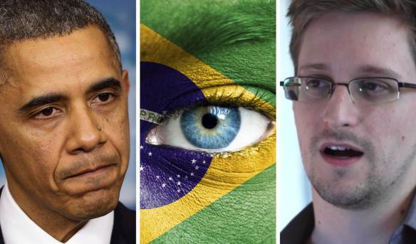 Privatização da inteligência - epionagem eua no brasil