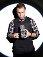 Tiago Leifert para a revista GQ (2011). Foto J R Duran