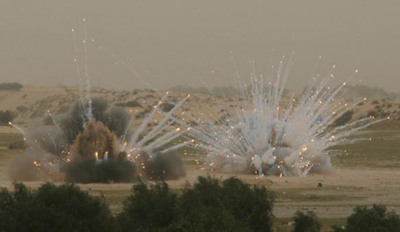 Washington atacou iraquianos com Fósforo Branco em 2004