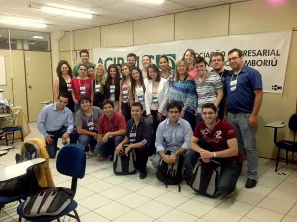 dcvitti participa da ativiade organizada pela Acibalc e Sebrae promovem curso de Gestão da Inovação