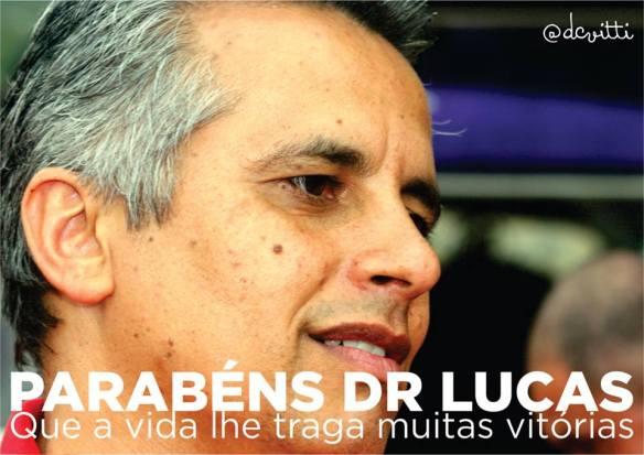 Parabéns Dr. Lucas by dcvitti