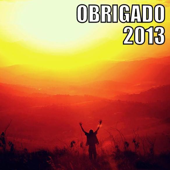 Obrigado 2013 by dcvitti