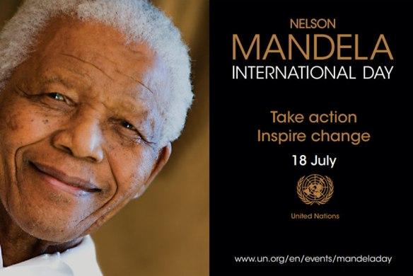 ONU lamenta morte de Mandela
