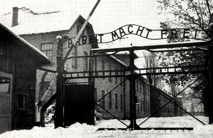 Aniversário da libertação do campo de Auschwitz-Birkenau