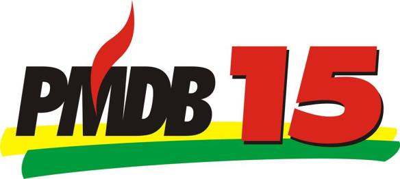 PMDB 15 o maior Partido do Brasil