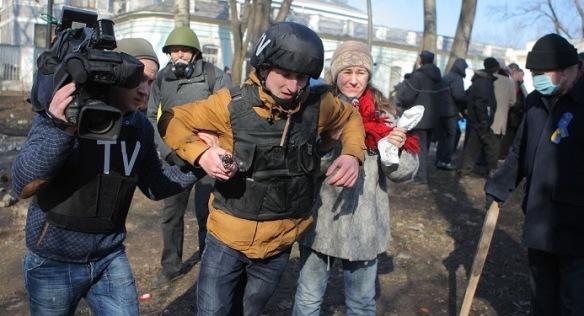Repórteres Sem Fronteiras. Três dias para ajudar jornalistas ucranianos