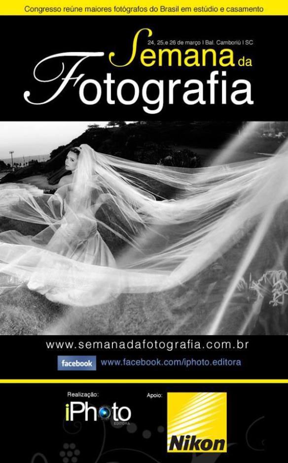 A Nikonzeira Erika Muniz será uma das palestrantes da Semana da Fotografia