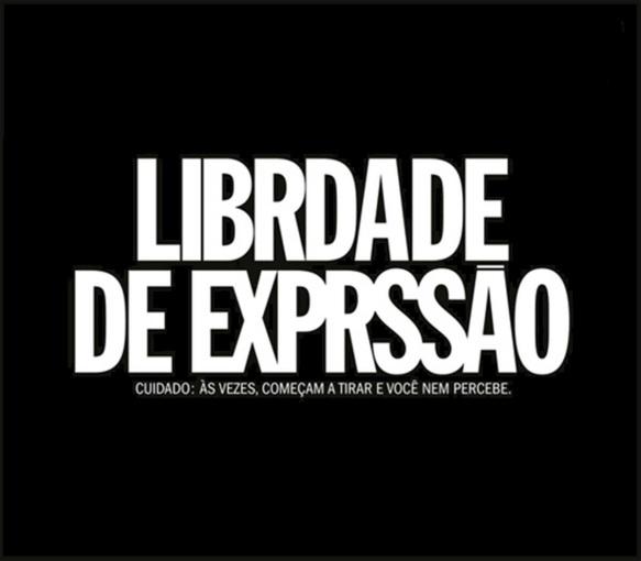 Novas leis podem criminalizar a liberdade de expressão no Brasil
