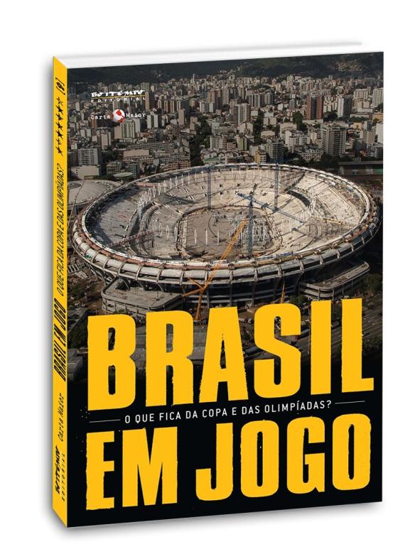 Livro - Brasil em jogo o que fica da Copa e das Olimpíadas