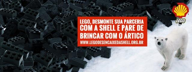 Lego, fique longe da Shell, Dialison Cleber Vitti, Dialison Cleber, Dialison Vitti, Dialison, Cleber Vitti, Vitti, #DialisonCleberVitti, @dcvitti, dcvitti, #blogdodcvitti, Ilhota, 2014, Newsletter, Feed