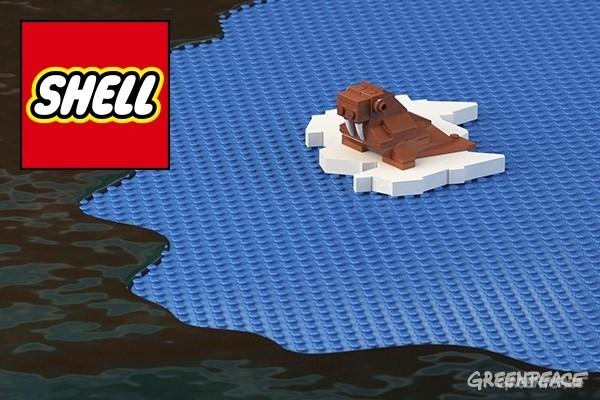 Lego, Greenpeace