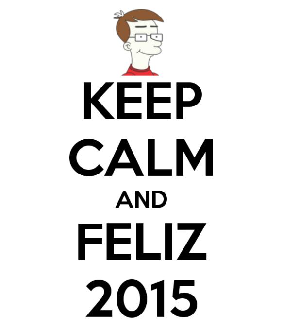 Keep Calm and Feliz 2015, Dialison Cleber Vitti, Dialison Cleber, Dialison Vitti, Dialison, Cleber Vitti, Vitti, #DialisonCleberVitti, @dcvitti, dcvitti, #blogdodcvitti, Ilhota, 2015, Newsletter, Feed
