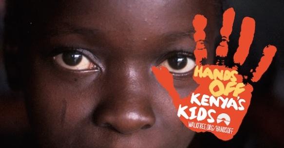 Mãos fora de crianças do Quênia, Dialison Cleber Vitti, Dialison Cleber, Dialison Vitti, Dialison, Cleber Vitti, Vitti, #DialisonCleberVitti, @dcvitti, dcvitti, #blogdodcvitti, Ilhota, 2016, Newsletter, Feed, Walk Free