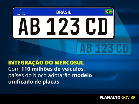 Placas Veiculos Unificadas Mercosul - Brasil terá novo modelo de placas de veículos e unificado com o Mercosul, Dialison Cleber Vitti, Dialison Cleber, Dialison Vitti, Dialison, Cleber Vitti, Vitti, #DialisonCleberVitti, @dcvitti, dcvitti, #blogdodcvitti, Ilhota, 2016, Newsletter, Feed