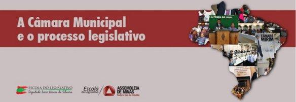 Curso A câmara municipal e o processo legislativo