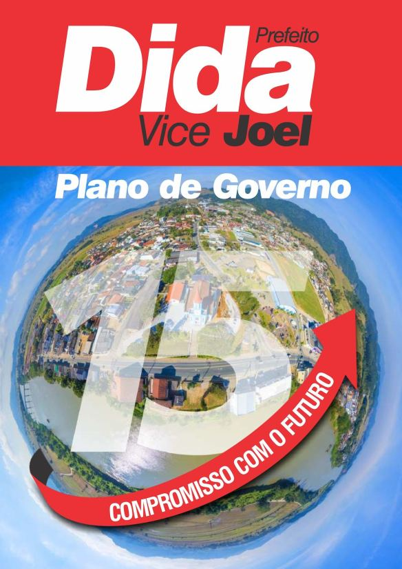 Plano de governo da coligação #CompromissoComOFuturo - Página01