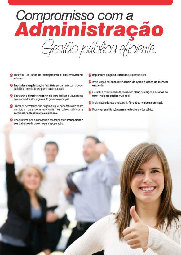 Plano de governo da coligação #CompromissoComOFuturo - Página05