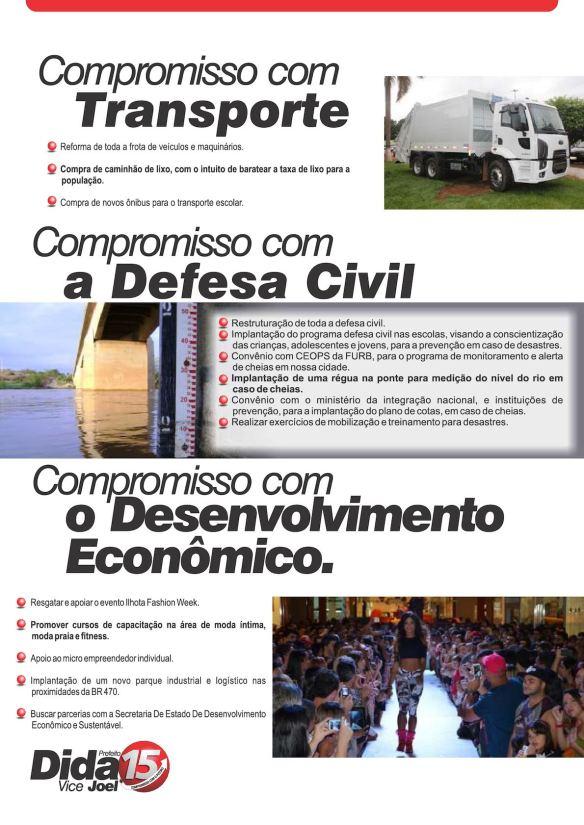 Plano de governo da coligação #CompromissoComOFuturo - Página10