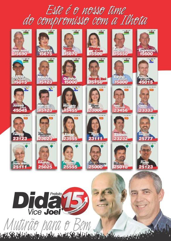 Plano de governo da coligação #CompromissoComOFuturo - Página12