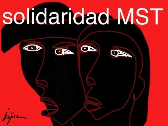 Solidariedade ao MST