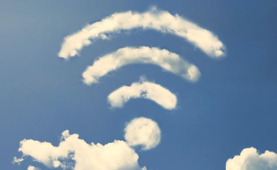 Sinal Wi-Fi