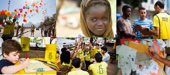 Junte-se a 7 milhões de pessoas na defesa dos direitos humanos!