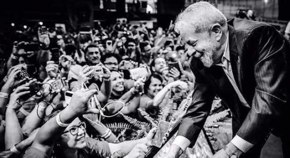Lula conclama união das esquerdas