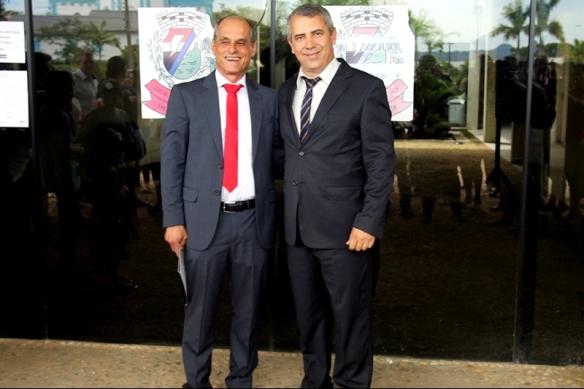 Dida Oliveira e Joel Soares