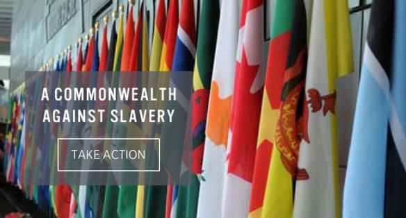 Conferência da Commonwealth - Walk Free