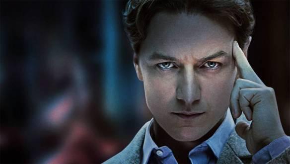 Ler mente Professor Xavier X-Man