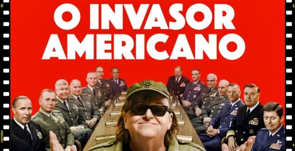 O Invasor Americano Netflix