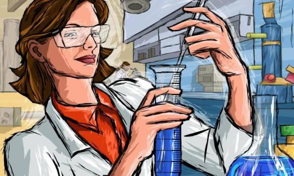 A ciência precisa das mulheres