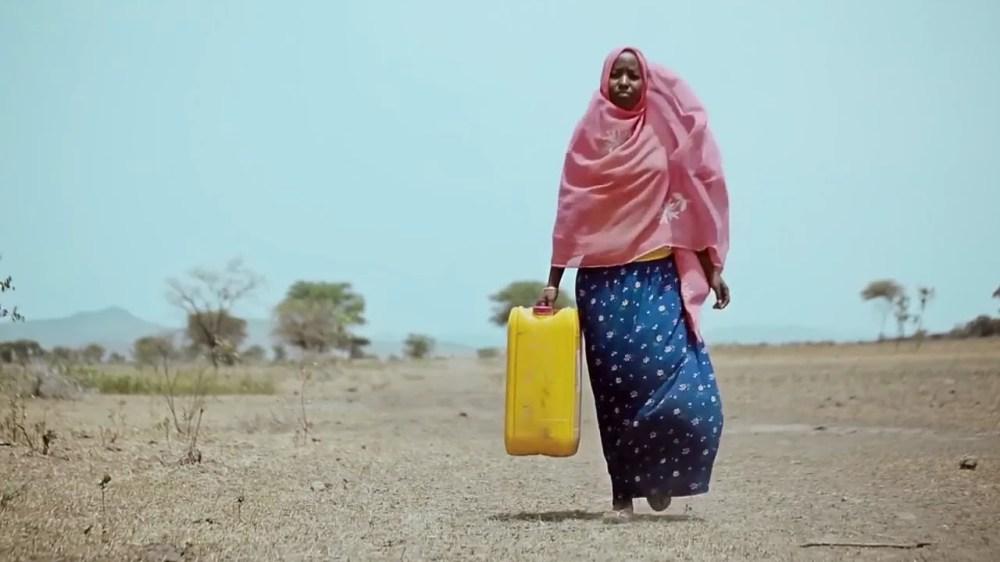 Mudanças climáticas na Etiópia